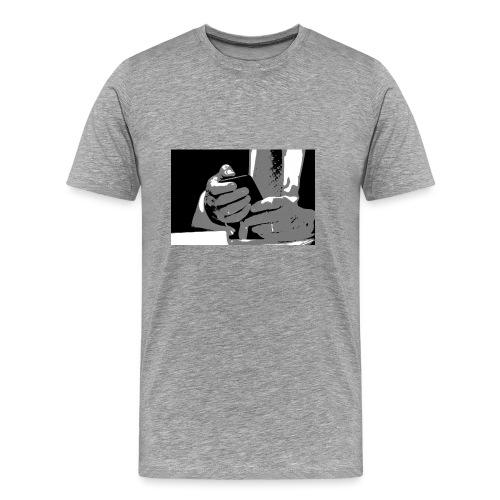 perception of reality - Männer Premium T-Shirt
