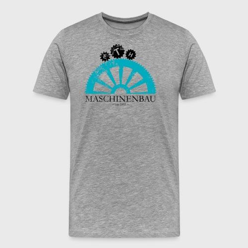 Maschinenbau ETH - Männer Premium T-Shirt