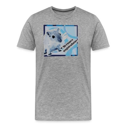 Gerbiili - Miesten premium t-paita