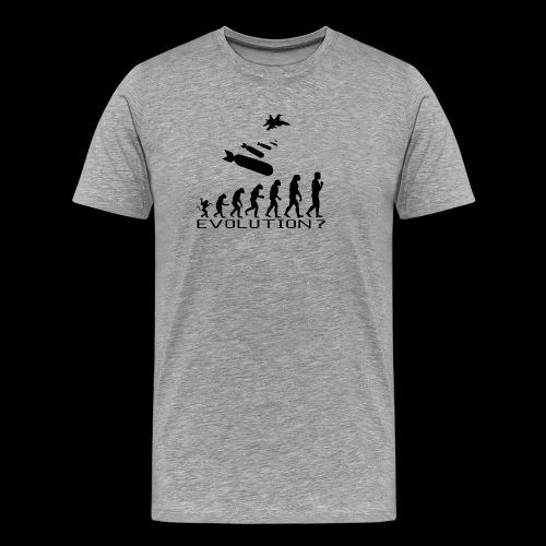 EVOLUTION - Camiseta premium hombre