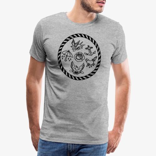 Medley - T-shirt Premium Homme