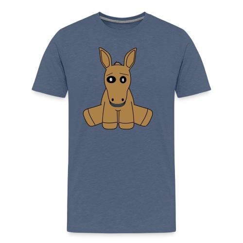 horse - Maglietta Premium da uomo