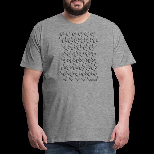 Dollar,dollar, dollar print print - Mannen Premium T-shirt