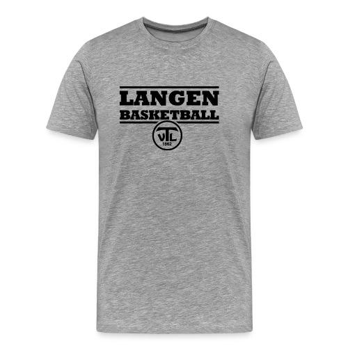 TV Langen Basketball - Männer Premium T-Shirt