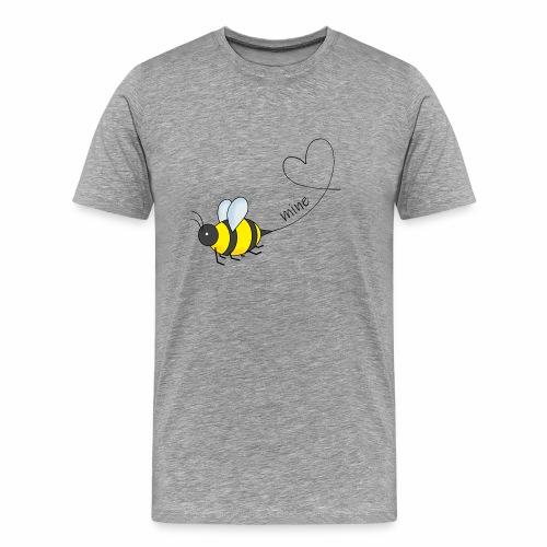 Bee mine - Koszulka męska Premium
