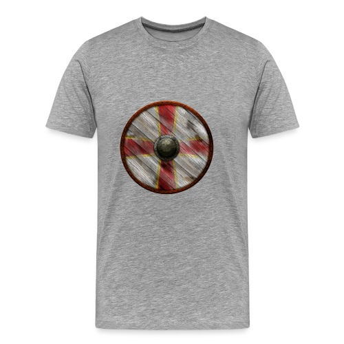 Viking Shield - Men's Premium T-Shirt