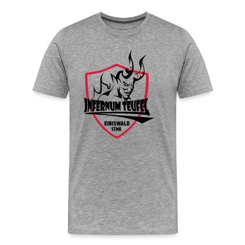 Infernum Teufel Logo NEU - Männer Premium T-Shirt