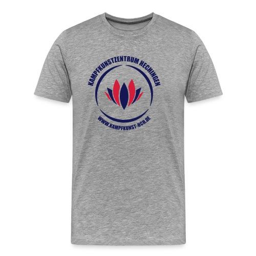 Logo, komplett - Männer Premium T-Shirt
