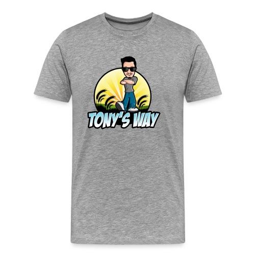 Tony's Way - T-shirt Premium Homme