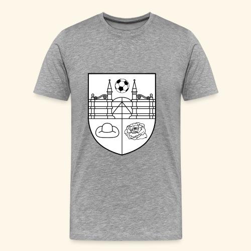 SV Wieckenberg (Logo) - Männer Premium T-Shirt