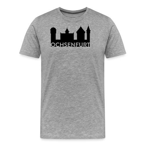 Logo2 Ochsenfurt - Männer Premium T-Shirt
