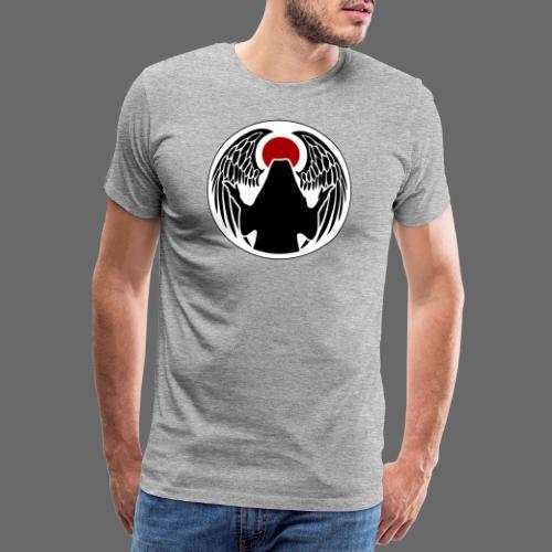 Dunkler gefallener Engel - Männer Premium T-Shirt