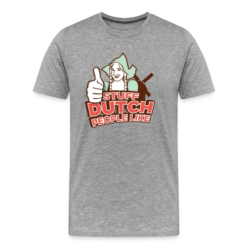 Logo large transp3 png - Men's Premium T-Shirt