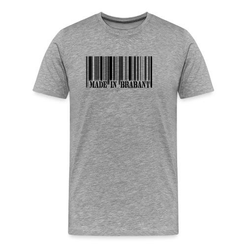 BARCODE Made in Brabant - Mannen Premium T-shirt