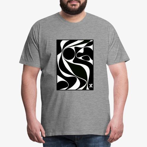 Kugel - Männer Premium T-Shirt