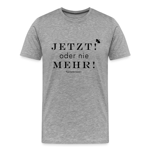 GDW K1 Jetzt - Männer Premium T-Shirt