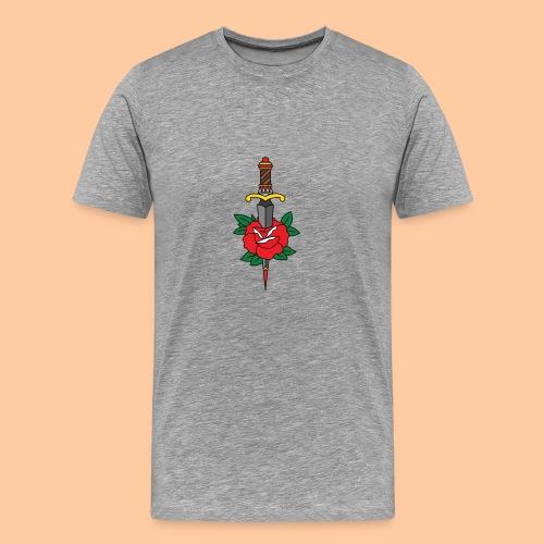 Dagger - Mannen Premium T-shirt