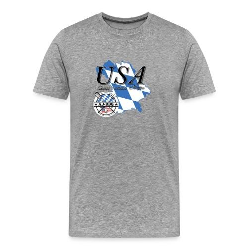 UnserSchoenesAllgaeu - Männer Premium T-Shirt