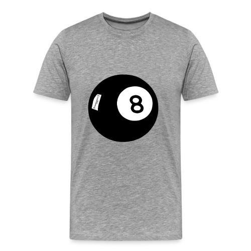 8ball - Maglietta Premium da uomo