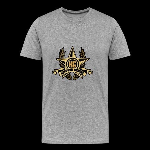 Keppana Gaming - Miesten premium t-paita