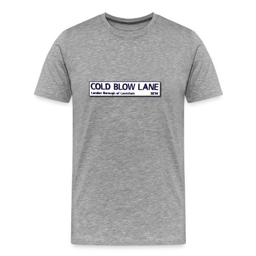 coldblowlane - Men's Premium T-Shirt