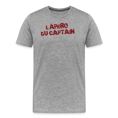 titrefondclqir - T-shirt Premium Homme
