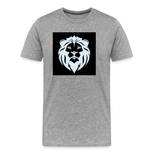 Inverted Lion Collection - Men's Premium T-Shirt