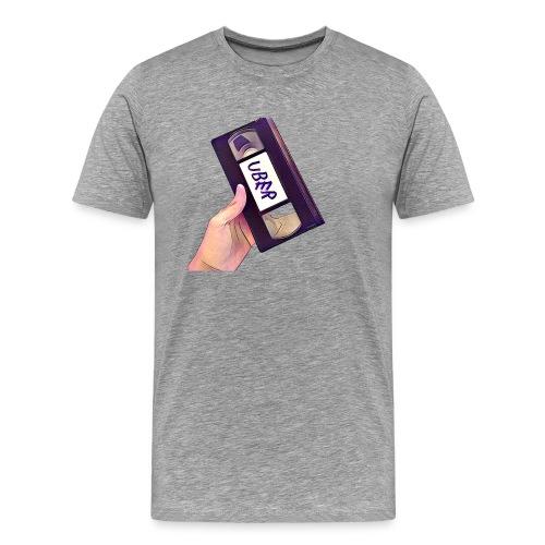 hand done png - Miesten premium t-paita