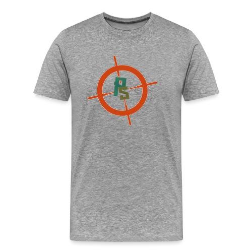 zonder achtergrond 1080p - Mannen Premium T-shirt