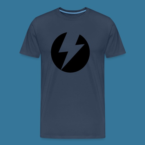 BlueSparks - Inverted - Men's Premium T-Shirt