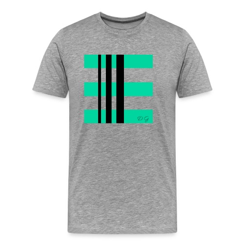 Logopit 1556035848427 - Männer Premium T-Shirt