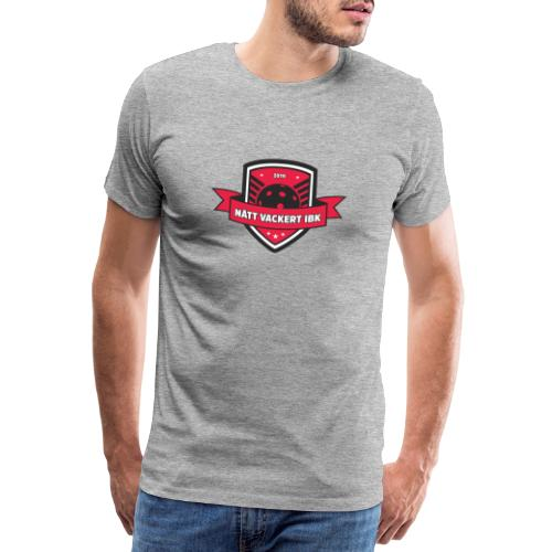Nått Vackert IBK selective - Premium-T-shirt herr