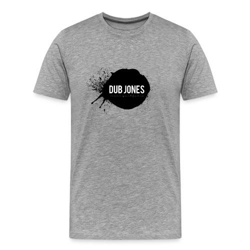 Dub Jones black - Männer Premium T-Shirt