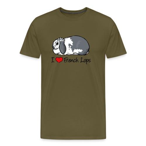 French Lop - Men's Premium T-Shirt