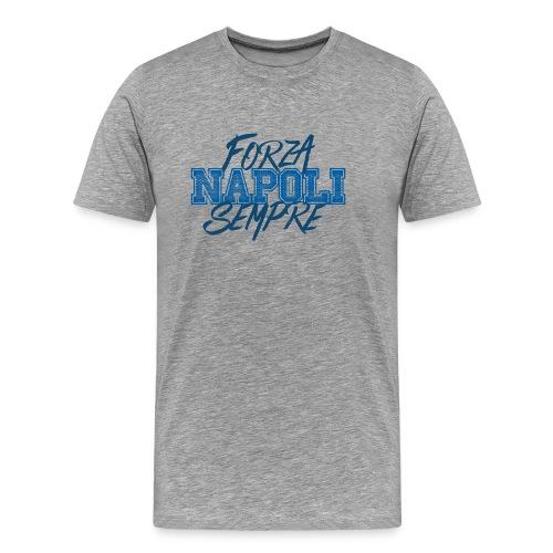 Forza Napoli Sempre - Maglietta Premium da uomo