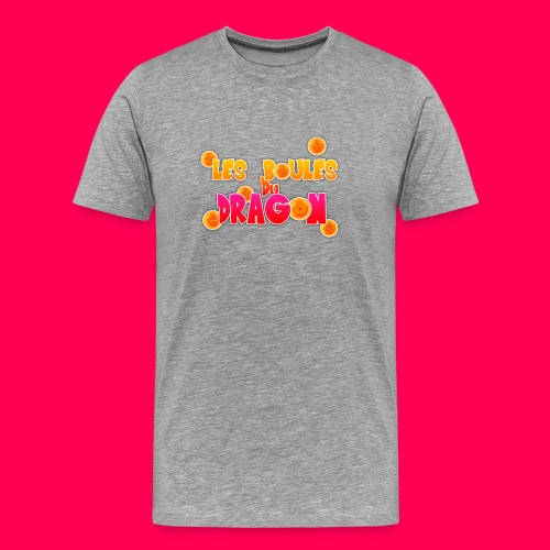 lesboulesdudragon - T-shirt Premium Homme