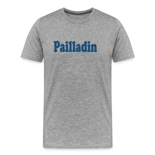 Pailladin bleu - T-shirt Premium Homme