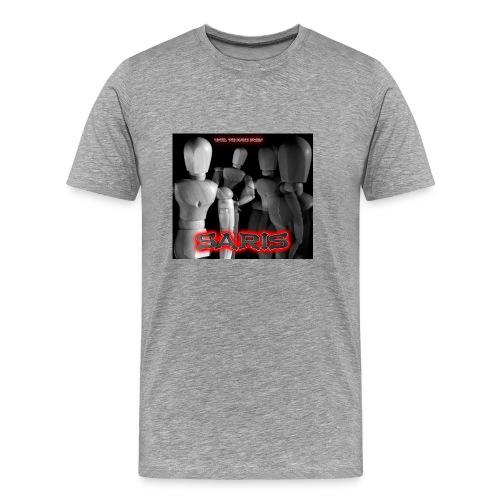 SARIS CD Cover - Männer Premium T-Shirt