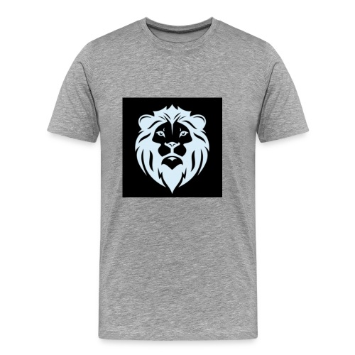 Inverted Lion Collection - Men's Premium T-Shirt