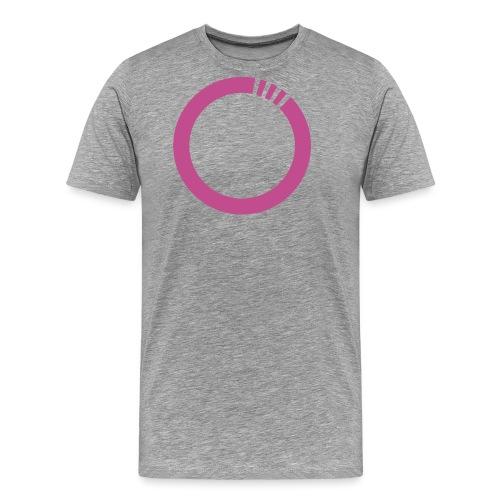 The Wormhole - Men's Premium T-Shirt