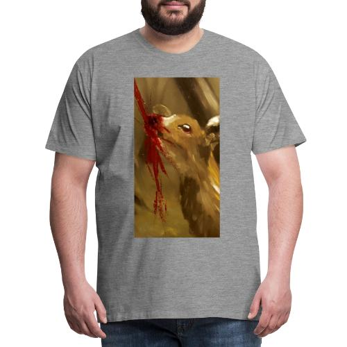 Shot? - Mannen Premium T-shirt