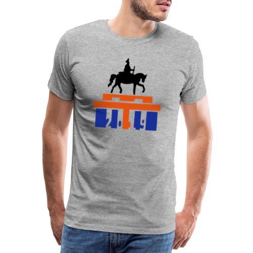 logo koblenz 2019 def - Männer Premium T-Shirt