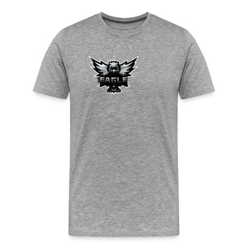 Eagle merch - Herre premium T-shirt