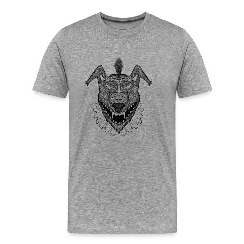 Bad punk mole - Maglietta Premium da uomo