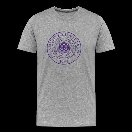 99 COSSE LOGO - Maglietta Premium da uomo