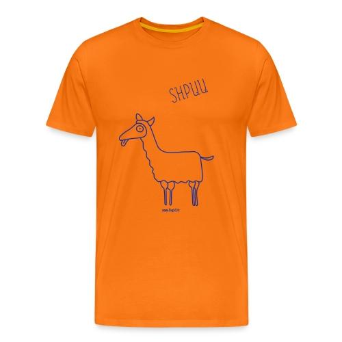 lama - Maglietta Premium da uomo