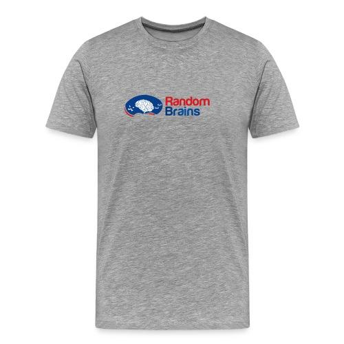 RandomBrains - Camiseta premium hombre