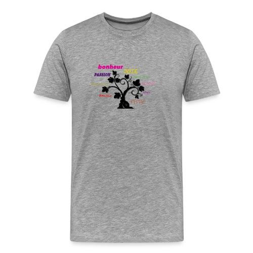 L'arbre de la vie - T-shirt Premium Homme