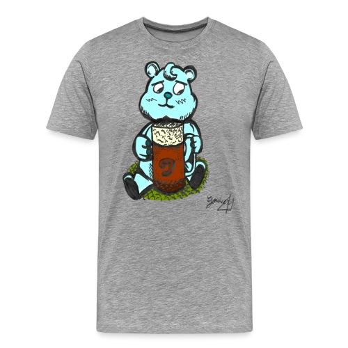 Ours Triste AngelerasCorp - T-shirt Premium Homme