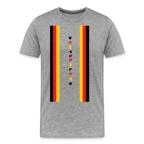 Deutschland - Mannen Premium T-shirt